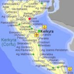 Plattegrond Corfu