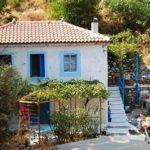 Vakantiehuis van Anneke Berkel op Samos.