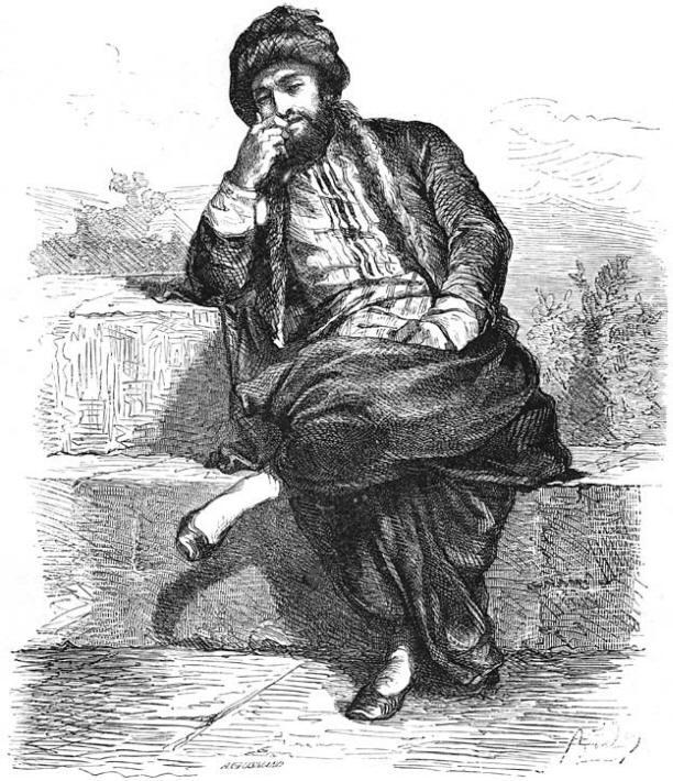 Een Jood van Salonika.