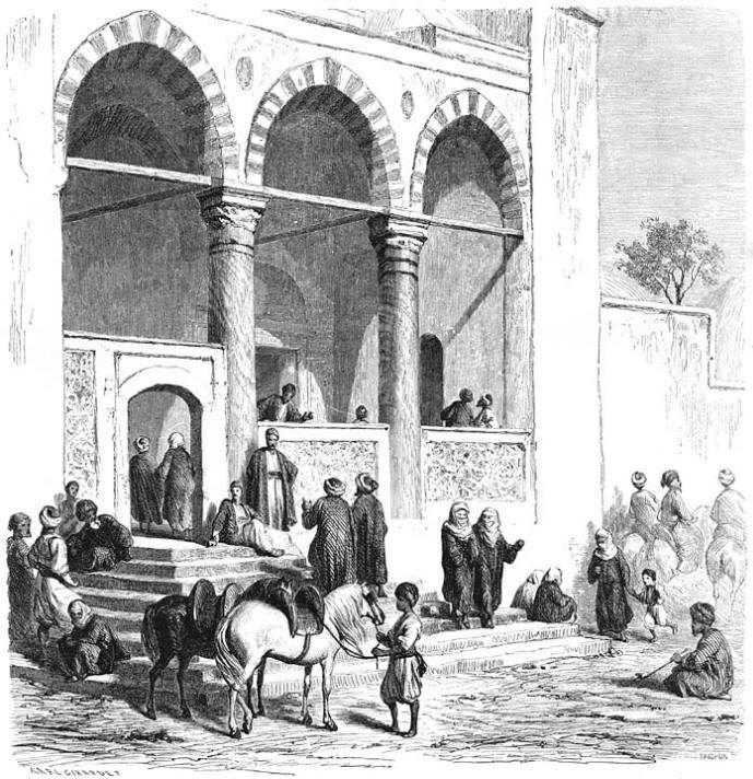 Moskee te Salonika.